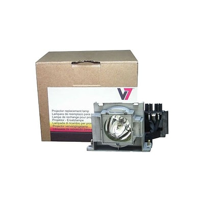 V7® VPL1633-1N Replacement Projector Lamp For Epson LCD Projectors; 210 W