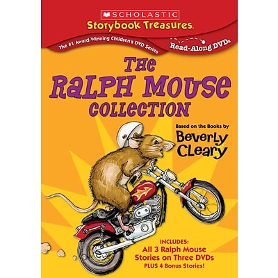 Scholastic The Mouse and the Motorcycle Collection DVD