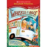 Scholastic Storybook Treasures: Wheels on the Bus and More Musical Stories Relaunch DVD