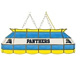 Trademark Global® 40 Stained Glass Personalized Tiffany Lamp, University of Pittsburgh NCAA
