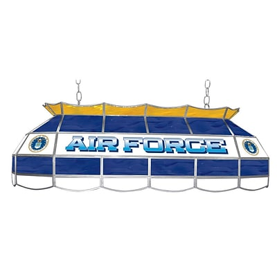 Trademark Global® 40 Stained Glass Lighting Fixture, U. S. Air Force