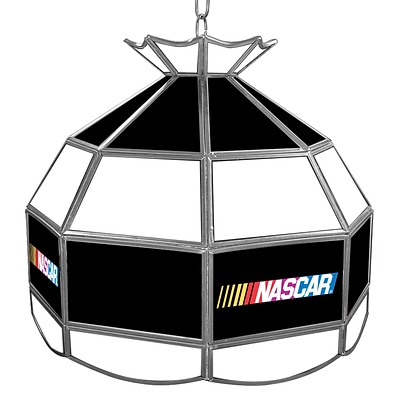 Trademark Global® 16 Tiffany Lamp, NASCAR