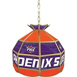 Trademark Global® 16 Tiffany Lamp, Phoenix Suns NBA