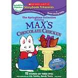 Scholastic The Springtime Collection Featuring Maxs Chocolate Chicken DVD