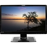 PLANAR® 997-6871-00 24 Edge LED LCD Monitor; Black