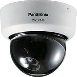 Panasonic® WV-CF634 Super Dynamic 6 Fixed Analog Dome Camera With Day/Night; 1/3 CCD