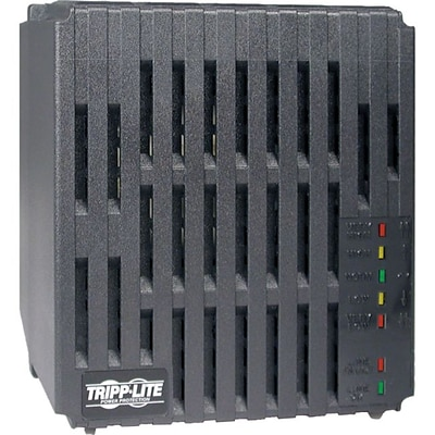 Tripp Lite LC1200 4-Outlet 1200 Joule Mini Tower Line Conditioner With 7 Cord