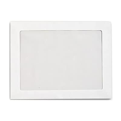 LUX® 10 x 13 Full Face Window Envelopes, Bright White, 500/BX