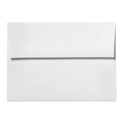 LUX A2 (4 3/8 x 5 3/4) 250/Box, White - 100% Recycled (4870-WPC-250)