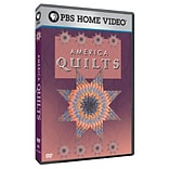 PBS® American Quilts DVD