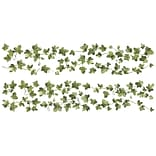 RoomMates® Painterly Peel and Stick Ivy Wall Decal, 9 x 40