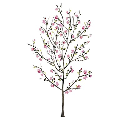 RoomMates® Blossom Tree Peel and Stick Giant Wall Decal, 38 x 65
