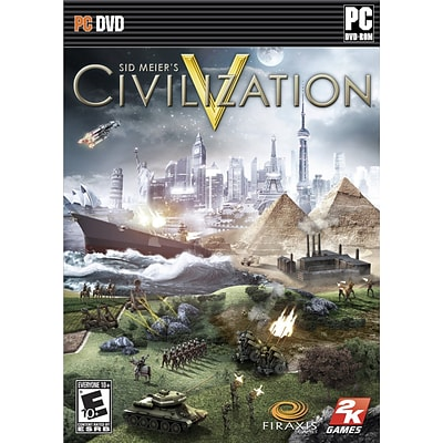 T2™ 2K 2KG-31817 Sid Meiers Civilization V, Action Adventure, PC
