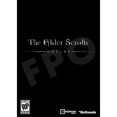 Bethesda® BET-12588 The Elder Scrolls Online, Role Playing, Massively, PC