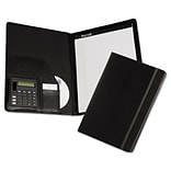 Samsill® Professional™ Slimline Pad Holder, Black