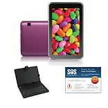 iView Supra Pad 7-inch 8GB Tablet with 1.2 GHz Cortex A7 Dual-Core Processor