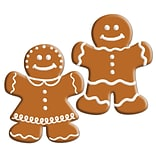 Beistle Mini Gingerbread Cutouts