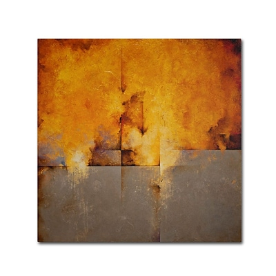 Trademark Fine Art Lost Passage 18 x 18 Canvas Art