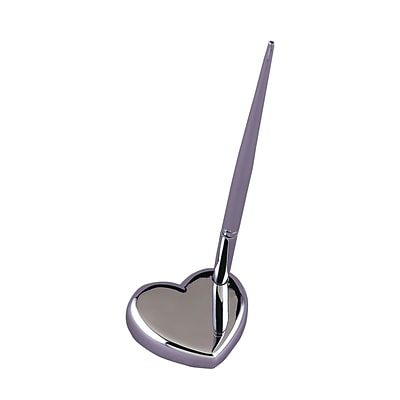 HBH™ Sophisticated Heart Pen Set, Silver