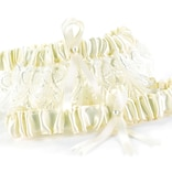 HBH™ Timeless Treasure Garter Set With Faux Pearl Accent, Ivory