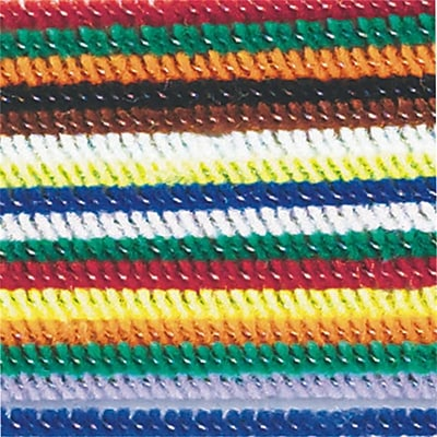 S&S® 12L x 3 mm Chenille Assortment