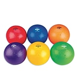Spectrum™ Koogle™ PG Playground Ball Set, 8 - 8 1/2(Dia.), Assorted, 6/Set