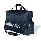 Mikasa® 17 1/2 x 7 x 23 Ball Carrying Bag, Black