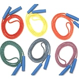 Spectrum™ 8 Poly Jump Ropes, 6/Pack