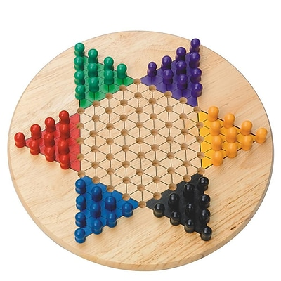 S&S® 11 Chinese Checkers