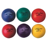 Gator Skin® Super 70 Ball, 2 3/4(Dia.), Assorted, 6/Set