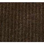Guardian Golden Series Polypropylene Wiper Mat 60 x 36, Chocolate