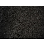 Guardian Platinum Series Nylon/Polypropylene Wiper Mat 72 x 48, Black