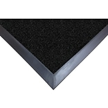 Guardian UltraGuard Polypropylene Wiper Mat, 72 x 48, Charcoal