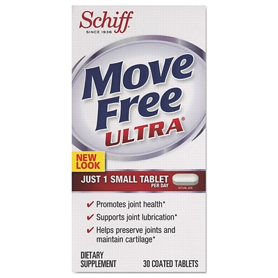 Move Free® Ultra With UC-II Joint Health Tablets, 30/Pack