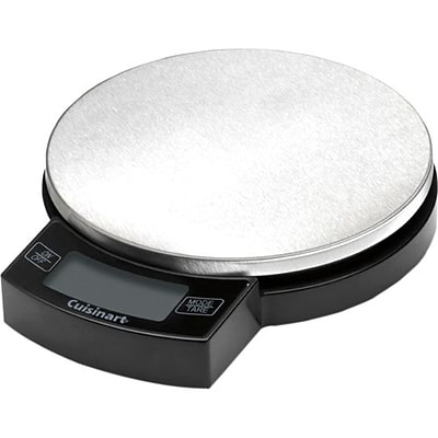 Cuisinart® ProVantage™ Digital Kitchen Scale; Black