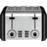 Cuisinart® 4-Slice Compact Toaster; Stainless