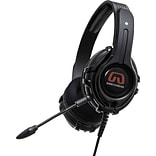 GamesterGear Cruiser PC200 PC Wired Gaming Headset With Detachable Mic For PS4/PS3; Black