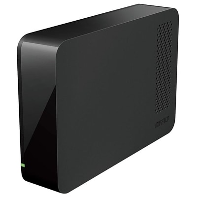 Buffalo™ DriveStation™ 3TB USB 3.0 Desktop Hard Drive (Black)