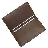 Royce Leather Business Card Case, Coco