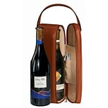 Royce Leather Wine Presentation Case, Tan