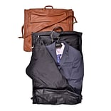 Royce Leather Carry-On Suiter Tan