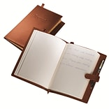 Royce Leather Leather Journal Tan