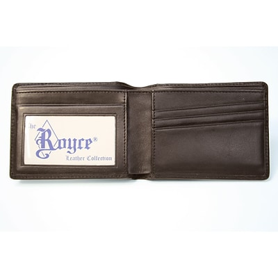 Royce Leather MenS Wallet; Coco