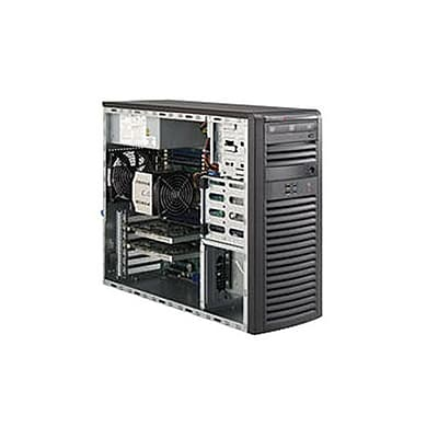 Supermicro® SuperServer SYS-5037A-I Mid Tower Server Barebone System