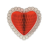 Beistle 12 Tissue Heart Decoration
