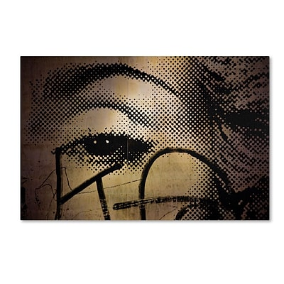 Trademark Fine Art Madonna Eye Pop  22 x 32 Canvas Art