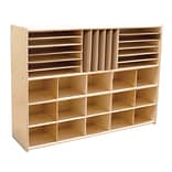Wood Designs™ Contender™ Multi-Storage Without Trays, Baltic Birch