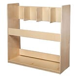 Wood Designs™ Natural Environments™ 4 Section Rug Holder