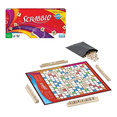 Hasbro Scrabble® Crossword Game