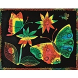 Melissa & Doug® 8 1/2 x 11 Multicolor Scratch-Art® Board, 30/Pack
